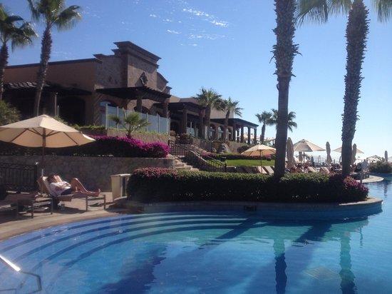 Pueblo Bonito Sunset Beach Golf & Spa Resort: Main Pool