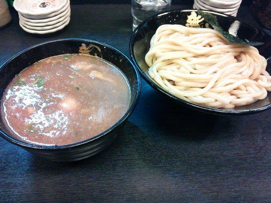 Tsukemen Mukyoku: 13.03.03【つけ麺無極】つけめん