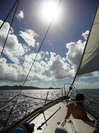 Sail with Captain Max : Absolute relaxation!