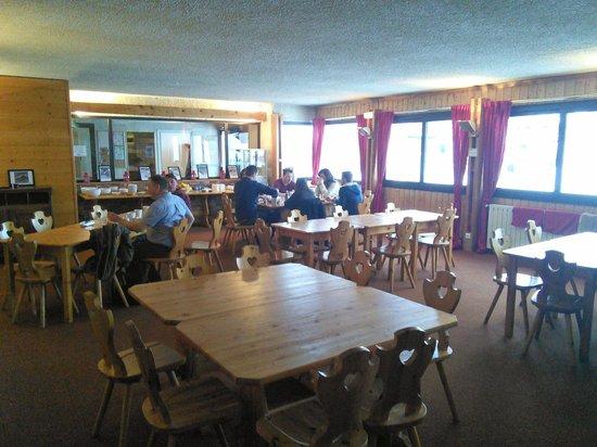 Hôtel Restaurant Le Chamois d'Or : Dining Area