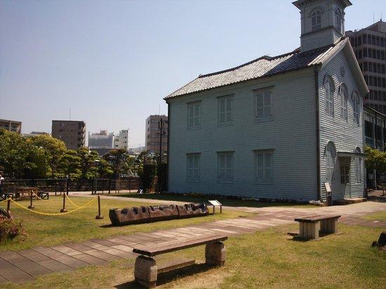 Dejima : 13.05.06【出島】施設内の雰囲気①
