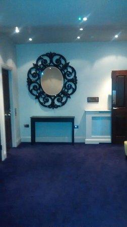 The Great Victoria Hotel: 4th Floor Hallway