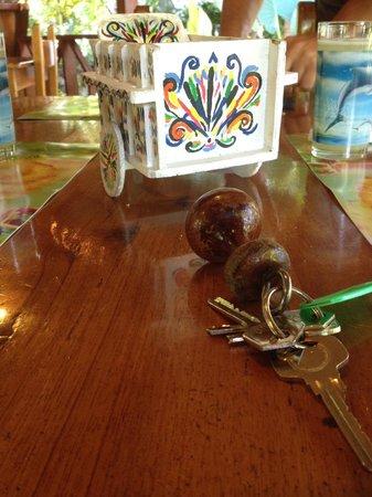 Hotel Escape Caribeno : Colazione