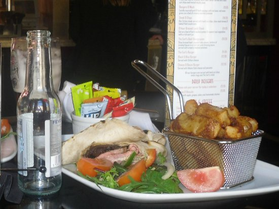 The Earl of Doncaster: Best chips and rare bees wrap