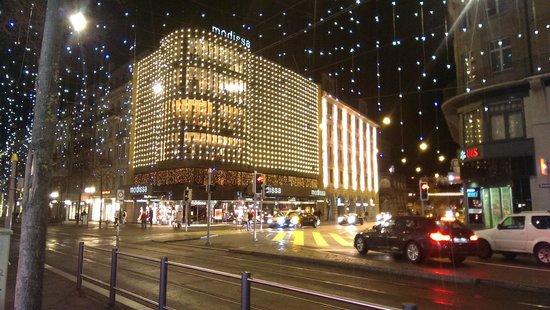 Modissa in Zürich,Bahnhofstrasse