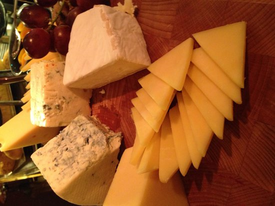 The Californian: Cheese