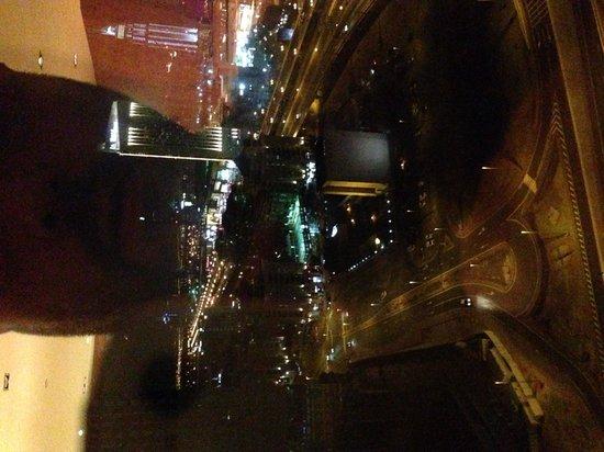 The Californian: Dubai mall window