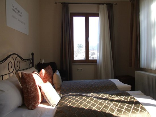 Villa Toscana: our room
