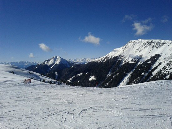 Obereggen - Ski Center Latemar: Mountains