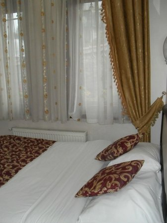 Dara Hotel Istanbul : Room view 1