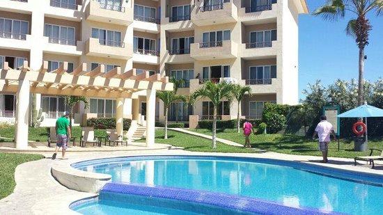 El Ameyal Hotel & Family Suites : bastante agradable