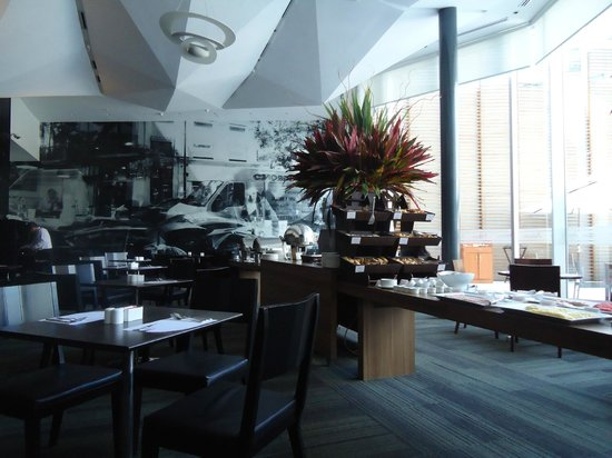 Hotel Atton San Isidro: Restaurante/desayuno
