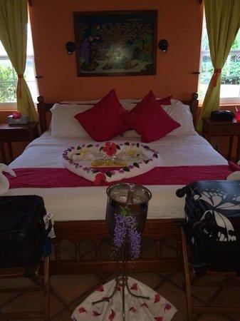 Jaguar Reef Lodge & Spa: beautiful room