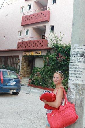 Hotel Tina: отель