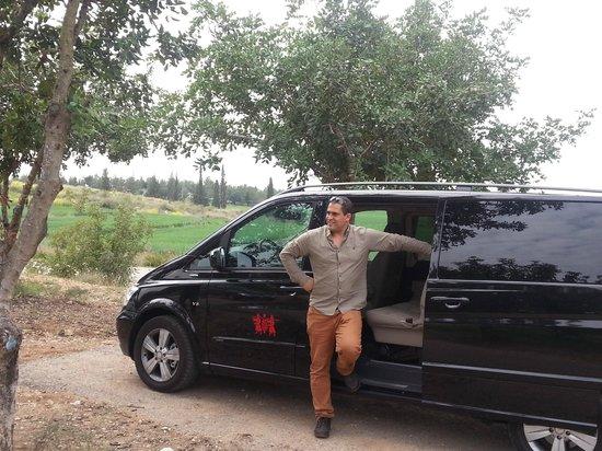 Yuval De-Joannes - Tours