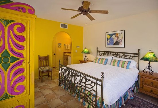 Blue Agave Bed and Breakfast : The Cactus Flower casita.
