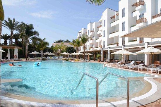 Playa blanca old town promenade picture of princesa for Hotel princesa yaiza