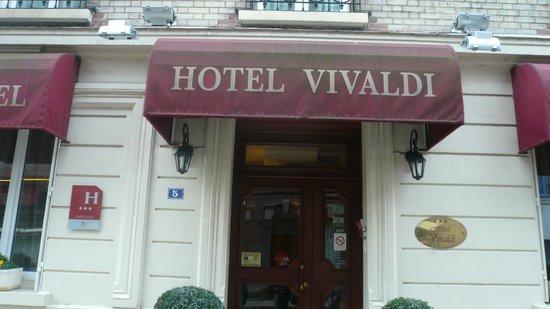 Hotel Vivaldi: L'hotel dall'esterno