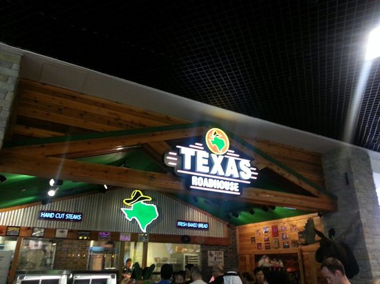 Texas Roadhouse : The place