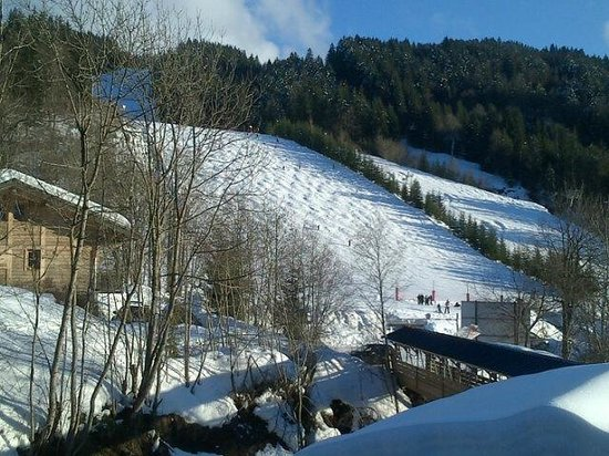 Chalet Les Gets : The view from the lounge!