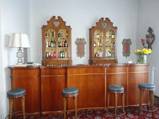 Palace Hotel: le bar