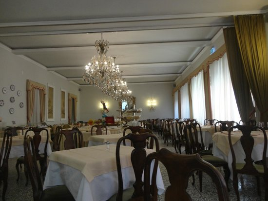 Palace Hotel: la salle à manger