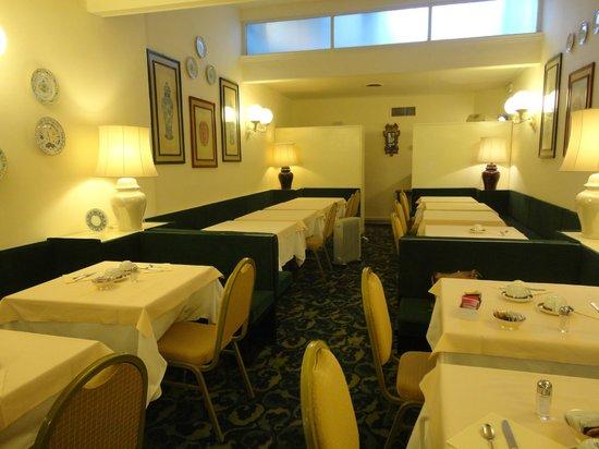 Palace Hotel: la 2eme salle à manger
