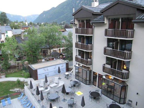 Le Refuge des Aiglons: отель