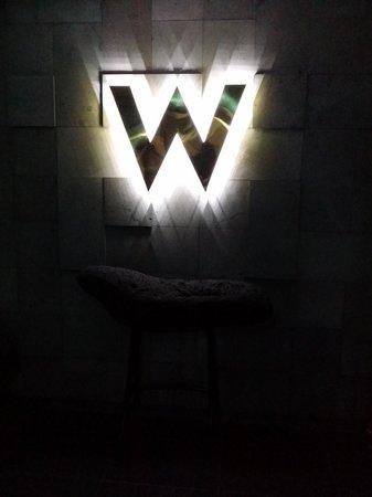 Hotel W Shinjeju : Logo