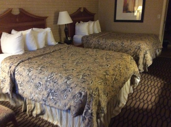 Best Western Savannah Historic District : My room