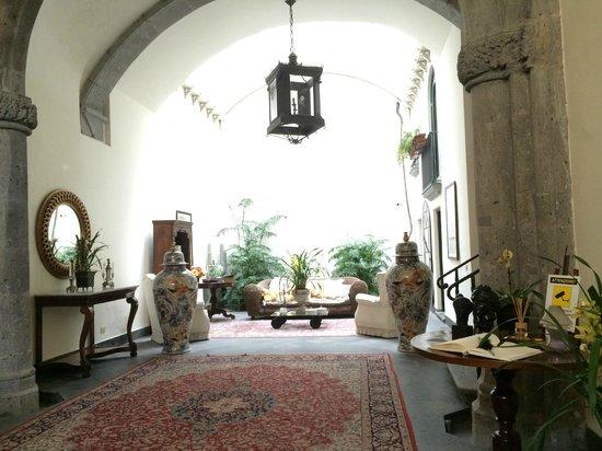 Palazzo Marziale: public area