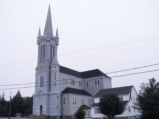 Church Point, Kanada: Sainte-Marie Catholic Church, Baie-Sainte-Marie