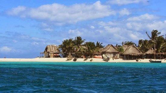 Palma Real Beach Resort & Villas: A boat trip to Cayos Cochinis islands