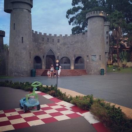 Royal Palm Plaza Resort: area de criancas boa, mas aberta sem seguranca!