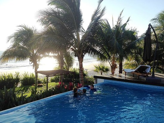 Los Veneros Resort Residences & Beach Club: private pool