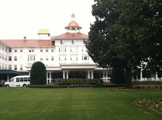 The Carolina Hotel - Pinehurst Resort : The Carolina