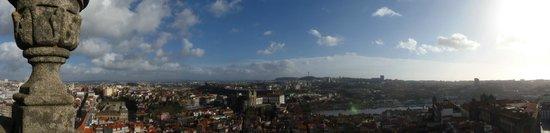 Clerigos Tower : Vista do Porto