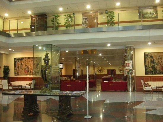 Madrid Marriott Auditorium Hotel & Conference Center: Alrededores del Auditórium