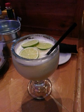 Texas Roadhouse : House lime drink