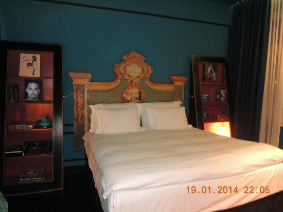 Alma Hotel & Lounge: Номер