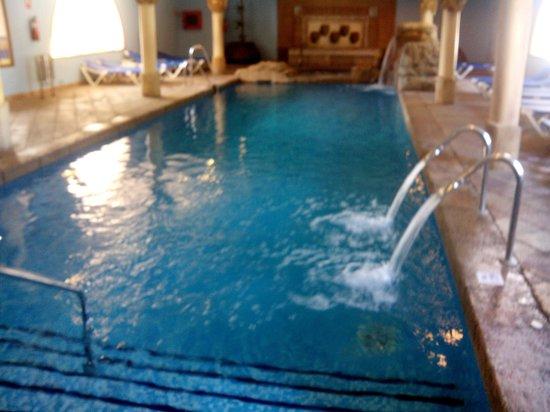 Playaballena Spa Hotel: Piscina climatizada
