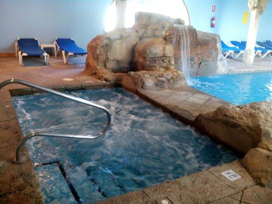 Playaballena Spa Hotel: Jacuzzi