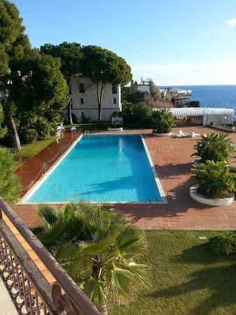 Grand Hotel Baia Verde: piscina