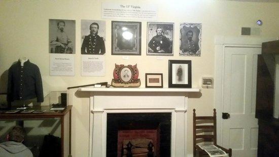Civil War Medical Museum: Another display