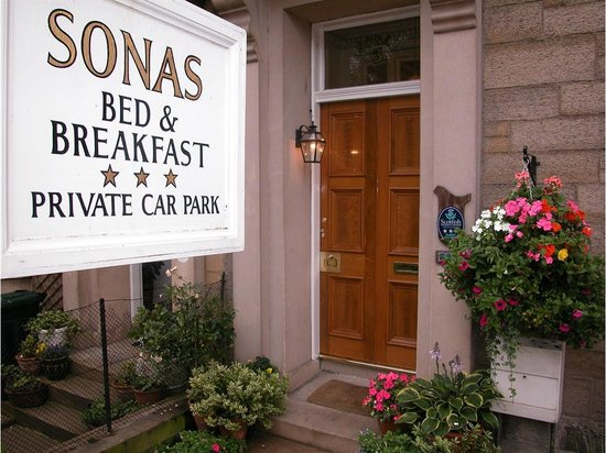 Sonas Guest House  Edinburgh  Scotland  - Updated 2017 B U0026b Reviews