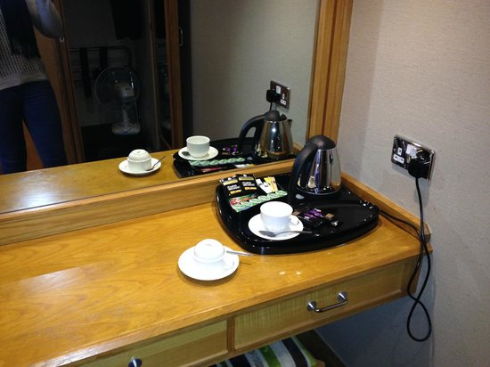 The Oxford Belfry: Dressing area/T/C facilities