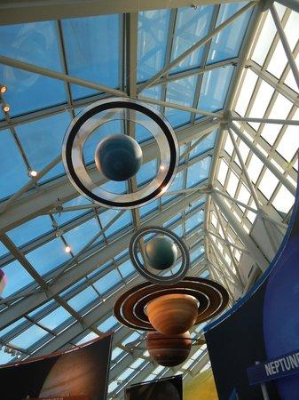 Adler Planetarium: Main gallery