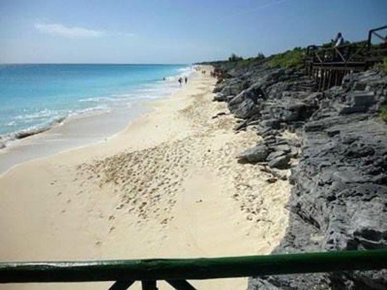 Villa Marinera: Plage Playa Blanca