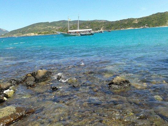 Forno Beach: Linda
