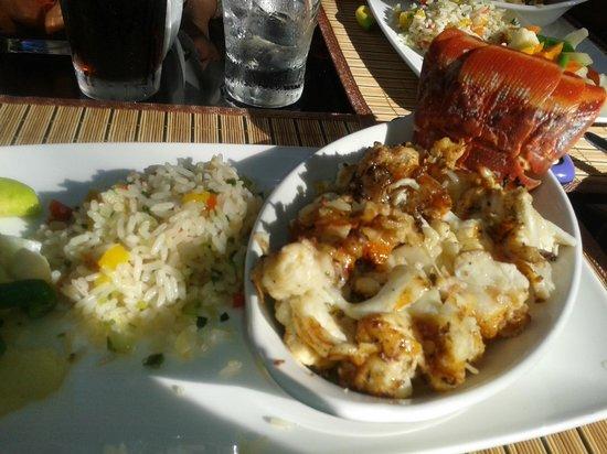 The Beach House Restaurant: The Lobster